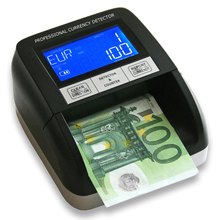 Intelligent Multi-Currency Counterfeit Money Detector