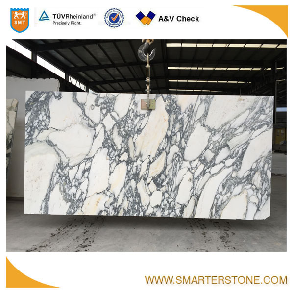 Polished white Marble,cheap italian marble prices