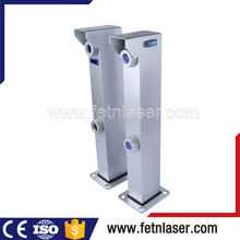 Outdoor intruder 2 beams active Laser Beam Barrier for perimeter security alarm system