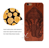 customer brand OEM mobile accessories wood phone cover, plain wood phone cases, 100% natural wood phone cases