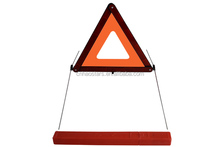 Hot Sale Cheap Roadway Safety Factory E-Mark Vehicle Tools Emergency Kits reflective Warning Triangle