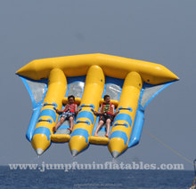 Inflatable flyfish tube / inflatable flying fish raft / inflatable flying drive flyfish banana boats