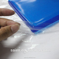 custom size blue sticky semi-finished Motorcycle gel saddle seat