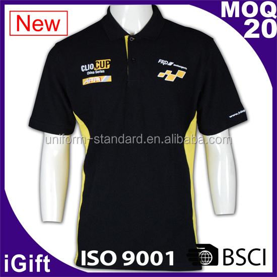 Unisex High Quality Pique Polo shirt