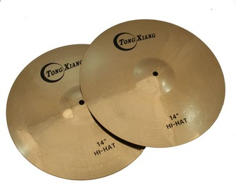 best quality brass cymbals copper cymbals for sale