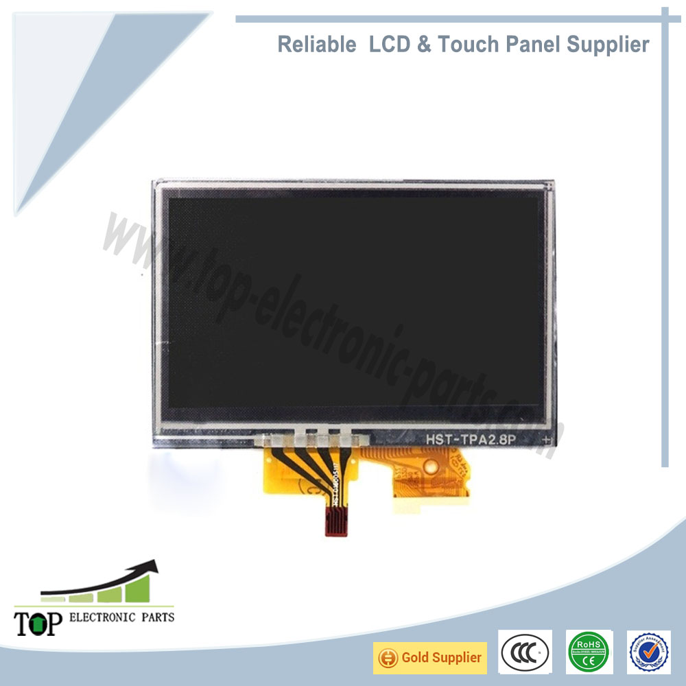 100% Original 2.5 inch LCD Display Screen for SONY SR52E SR62E SR72E SR82E DVD805E SR52 SR62 SR7 100% tested