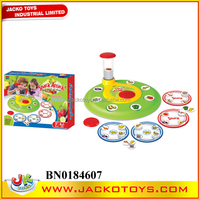 Hot sale turntable snack game toy kids education toy