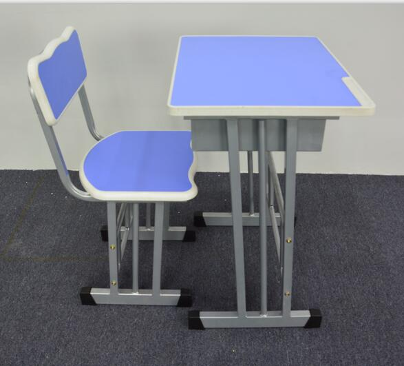Classroom Desk And Chair Set Manufacturer High Quality School Furniture Desk With Chair
