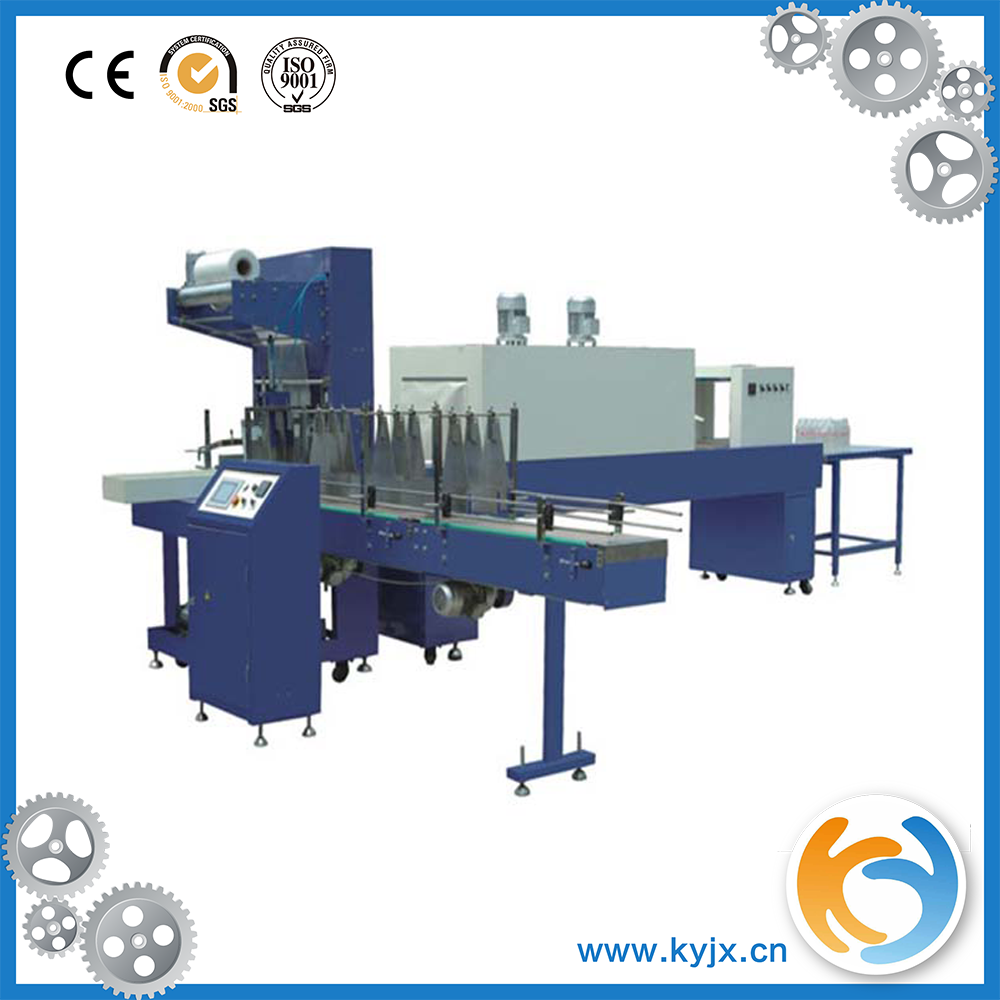 automatic shrink wrapping machine/PET Bottle Shrink Wrap Machine