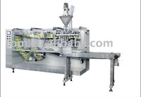 TOM Automatic Powder And Liquid Packaging Machine plastic bag packing machine