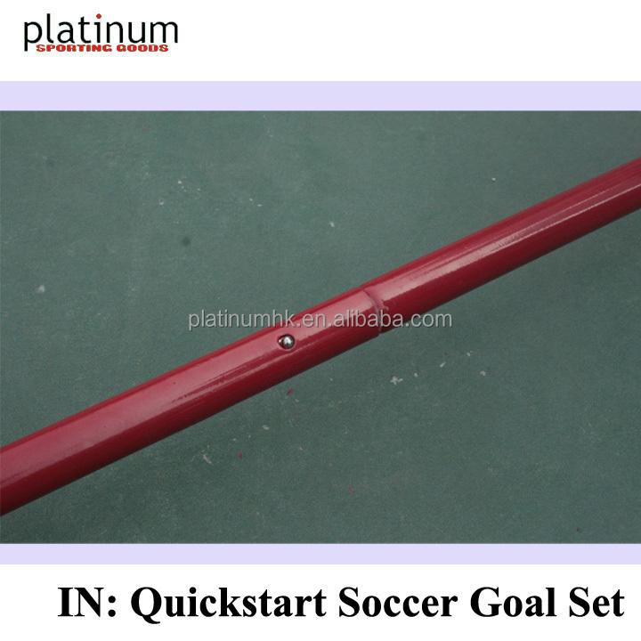 Goal Platinum: Quick Start Soccer Goal(Steel ), View Portable Soccer Goal