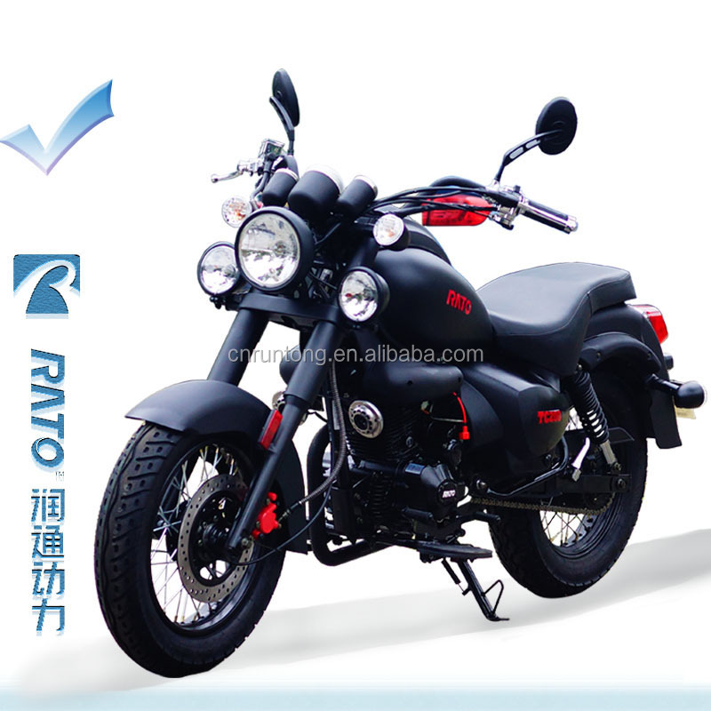 2017 top-rank 200cc Chinese chopper motorcycle for sale