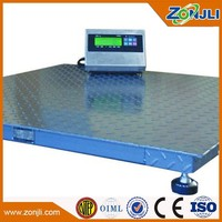 2 ton industry weighing floor scale