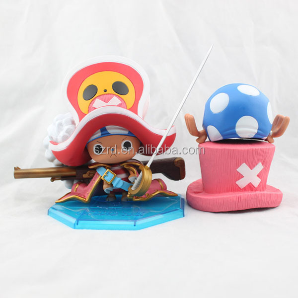 funko pop Q version one piece action figure/custom action figure//toys for kid