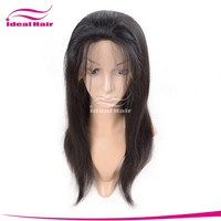 grade 8a auburn cosplay wig, 100% unprocessed sheitel wig, strawberry blonde human hair wigs