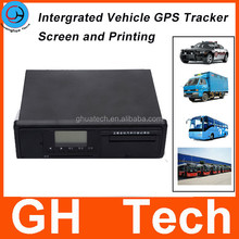GH GPS /GSM Vehicle Tracker GPS Tracker Design for Truck Fleet Management and Fuel Detection G-T004