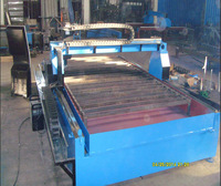 CNC plasma and gas waterjet cutting machine or water jet cutting machine