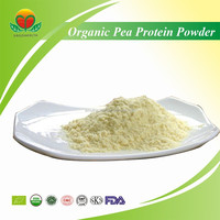 Manufacture Supply Organic Pea Protein Powder