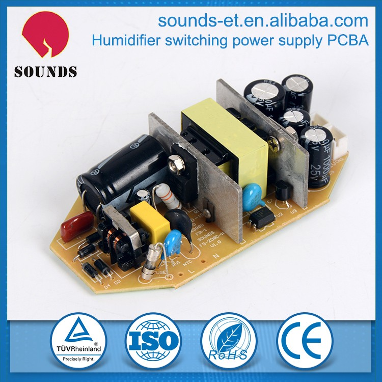 humidifier switch power supply PCBA with complete price