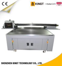 Hot selling items Kingt KGT-LE1610 Ricoh Gen5 plastic UV Digital Printing Machine Price
