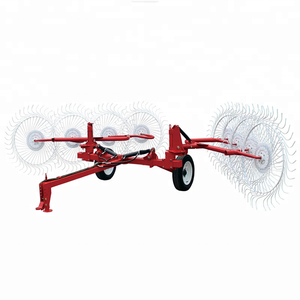 Best selling farm machinery tractor root hay rake for sale