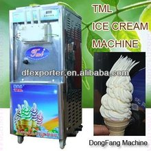 frozen cold food in summer, ice cream making machine dong fang machine