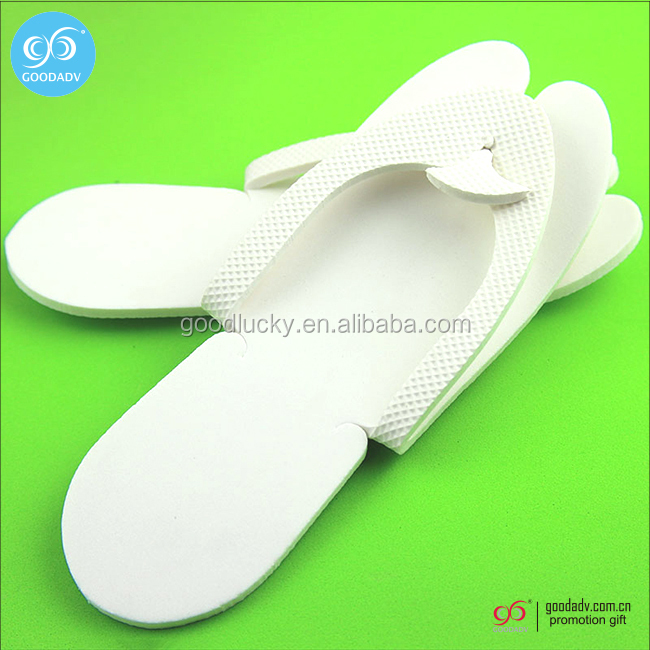 Wholesale hotel slipper woman and man disposable slipper