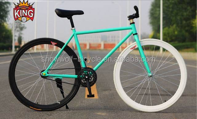 Wholesale Chinese Factory 26inch Steel Frame Alloy Fixed Bike ...