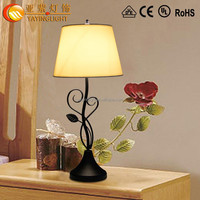 lamp base wrought iron,egg shaped table lamp,table lighting