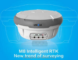 GNSS RTK Survey Receiver GPS RTK dual frequency M8