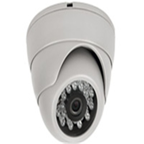 Professional home cctv system 650TVL CMOS / DIS Analog Security Camera Indoor / Outdoor IR Vandal resistance Dome