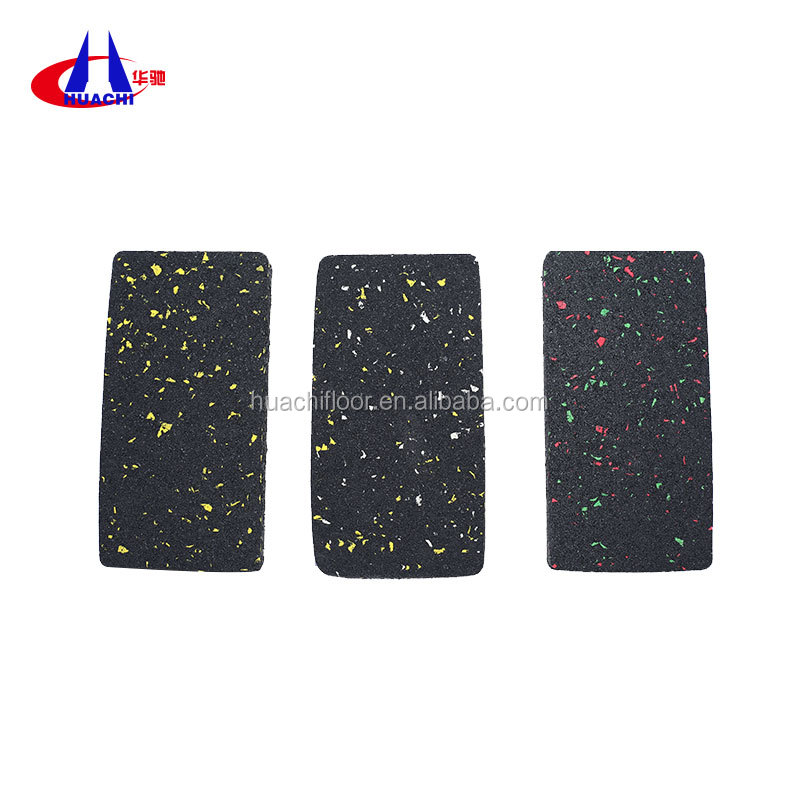 Low cost 25mm thick gym floor mats interlocking gym flooring