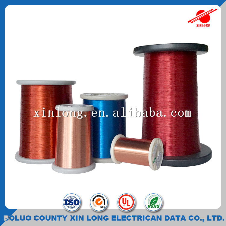 UL Approved Various Size Motor Winding Insulated Enamelled Copper Wire Price