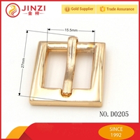 15mm Automatic buckle for coat belt , handbags with competitive price
