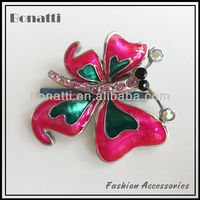 Crystal Butterfly Shoe Accessory For Ladies
