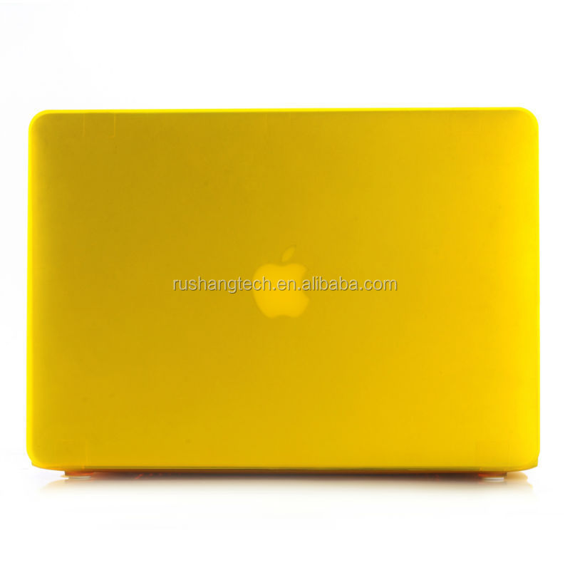 OEM Fashion colorful laptop case for macbook air/pro retina made in China
