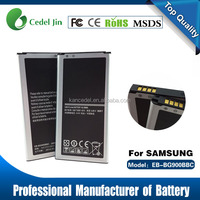 CE Certification and 2 hours charging time li-ion lithium battery for samsung