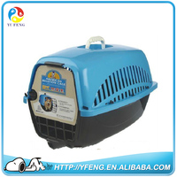 High Quality Cheap Plastic Pet Carrier Dog Flight Cage