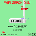 IEEE802.11b/g/n WIFI network GEPON ONU 300Mbps Wireless Terminal optical Networking Router