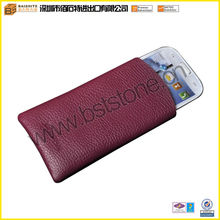 Manfacturer Pouch Slip Case For Samsung S4, Pouch Sleeve Case For Samsung Note 2 3