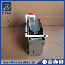 Mini gold separation equipment fine gold recovery equipment