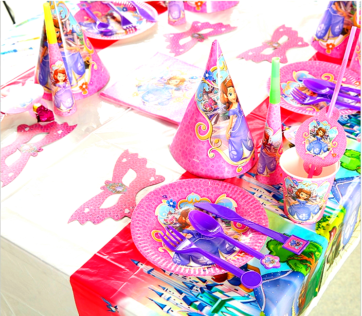 Event&Party Supplies Wholesale High Quality Cheap Party Set Paper