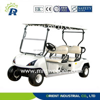 Cheap prices 4 seat electric golf car from China golf car manufacturer