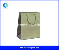Store Custom Paper Bag Tote Style Rope Handle Wholesale For Customers Packing Bags