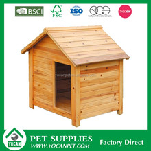 Accept custom order wooden small dog houses