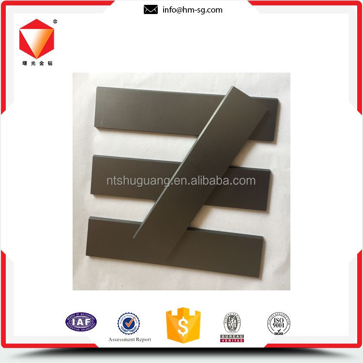 Customized different size carbon vanes for becker vacuum pumps