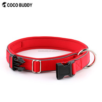 Super Fashion pet supplies rustproof adjuster Nylon training dog collar