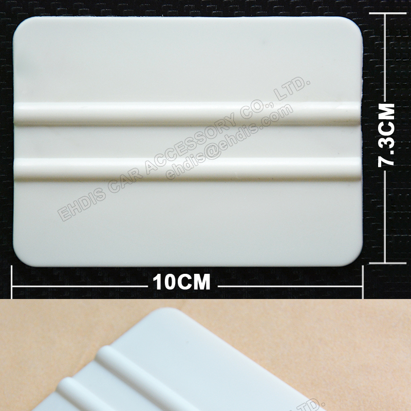 A46 soft card squeegee 3m type squeegee with out any logo