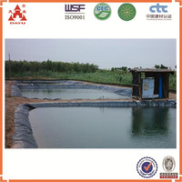 1mm HDPE Geomembrane Fish Water Tanks with Low Price