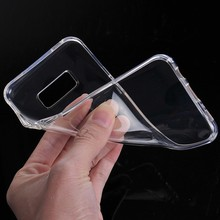 tpu clear case for galaxy s8, back case for galaxy s8 plus